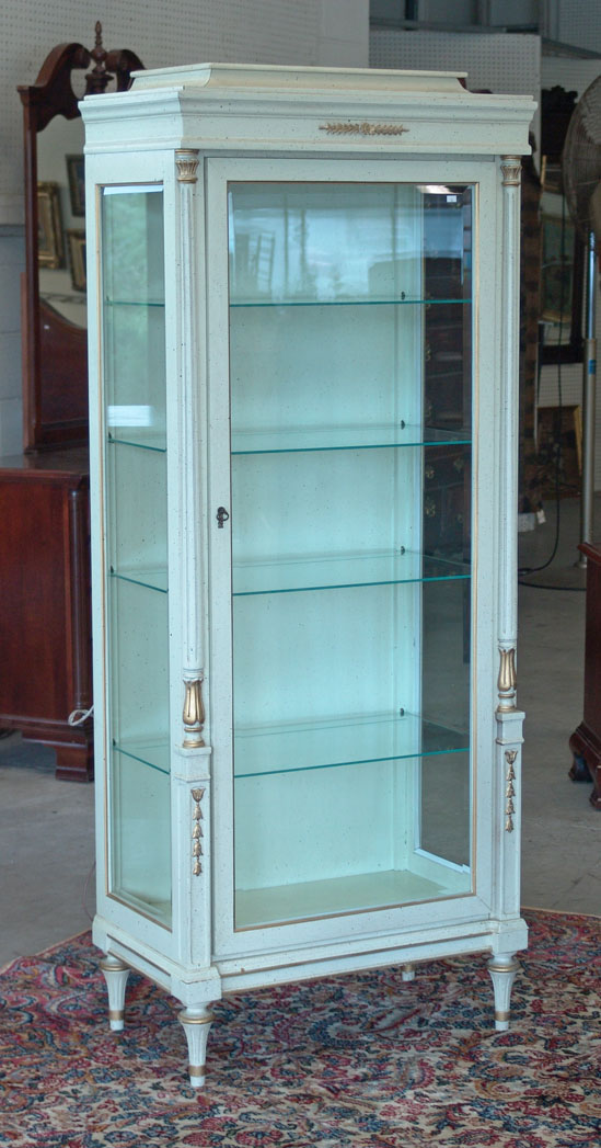 Nicole Madisonu0027s Fine Furniture Antique Curio Cabinets