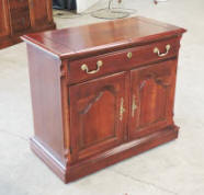 Solid Cherry Flip Top Server By: Pennsylvania House Furn. Co.
